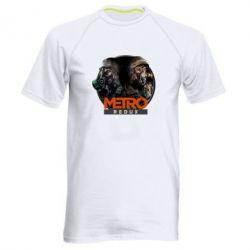 Купить Мужская спортивная футболка Metro: Redux, FatLine