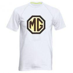 Мужская спортивная футболка MG Cars Logo - FatLine