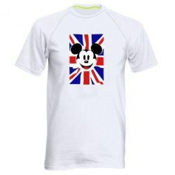 Мужская спортивная футболка Mickey Swag - FatLine