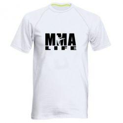 Мужская спортивная футболка MMA Life - FatLine
