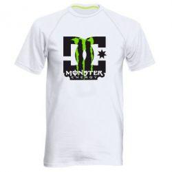 Мужская спортивная футболка Monster Energy DC - FatLine