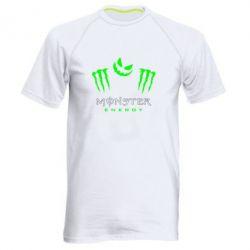 Мужская спортивная футболка Monster Energy Halloween - FatLine