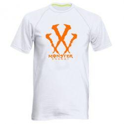 Мужская спортивная футболка Monster Energy W - FatLine