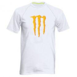 Мужская спортивная футболка Monster Lines - FatLine