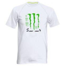 Мужская спортивная футболка Monster One - FatLine