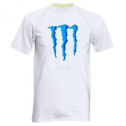 Мужская спортивная футболка Monster Stripes - FatLine