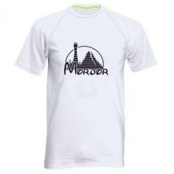 Мужская спортивная футболка Mordor (Властелин Колец) - FatLine