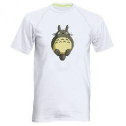 Мужская спортивная футболка Мой сосед Тоторо - FatLine