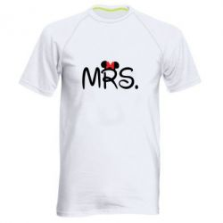 Мужская спортивная футболка Mrs.