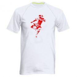 Мужская спортивная футболка Muay Thai Low Kick - FatLine