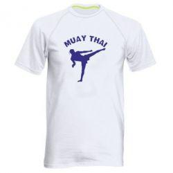 Мужская спортивная футболка Muay Thai - FatLine