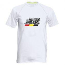 Мужская спортивная футболка Mugen Power - FatLine