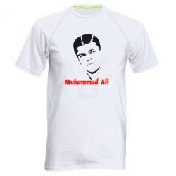 Мужская спортивная футболка Muhammad Ali