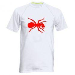 Мужская спортивная футболка Муравей - FatLine