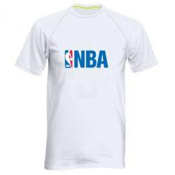 Мужская спортивная футболка NBA Logo
