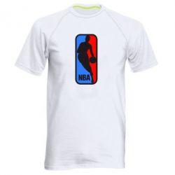Мужская спортивная футболка NBA - FatLine