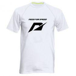 Мужская спортивная футболка Need For Speed Logo