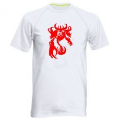 Мужская спортивная футболка Nevermore - FatLine