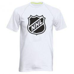 Мужская спортивная футболка NHL - FatLine