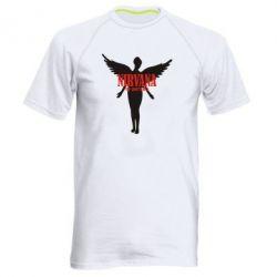 Мужская спортивная футболка Nirvana In Untero - FatLine
