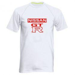 Чоловіча спортивна футболка Nissan GT-R