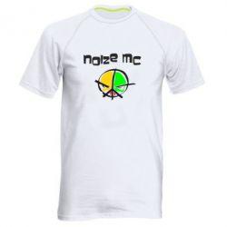 Мужская спортивная футболка Noize MC Logo - FatLine
