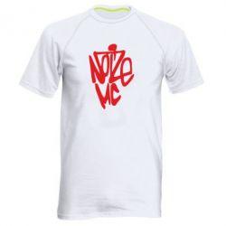 Мужская спортивная футболка Noize MC - FatLine