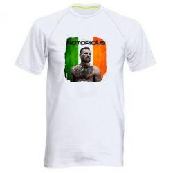 Мужская спортивная футболка Notorious