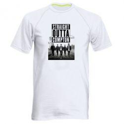 Мужская спортивная футболка NWA in da streets