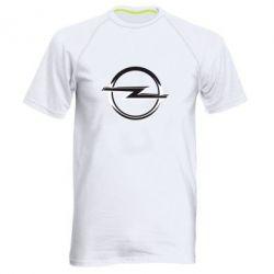 Мужская спортивная футболка Opel Small - FatLine