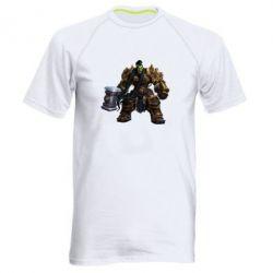 Мужская спортивная футболка Orc - FatLine