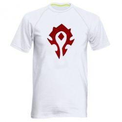 Мужская спортивная футболка Орда - FatLine