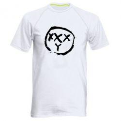 Мужская спортивная футболка Oxxxy - FatLine