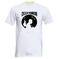 Мужская спортивная футболка Oxxxymiron Долгий путь домой - FatLine