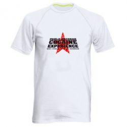 Мужская спортивная футболка Pablo Escobar - FatLine