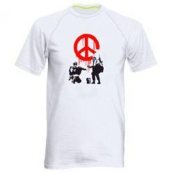Мужская спортивная футболка Pacific - FatLine