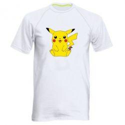 Мужская спортивная футболка Pika - FatLine