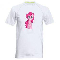 Чоловіча спортивна футболка Pinkie Pie smile - FatLine