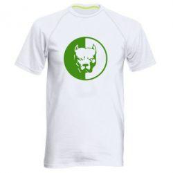 Мужская спортивная футболка Pitbull - FatLine