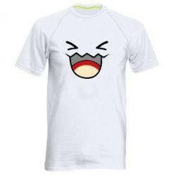 Мужская спортивная футболка Pokemon Smiling - FatLine