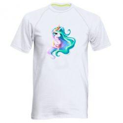 Чоловіча спортивна футболка Принцеса Селеста - FatLine