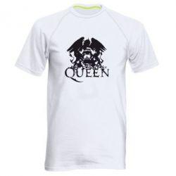 Мужская спортивная футболка Queen - FatLine