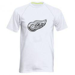 Мужская спортивная футболка Red Wings