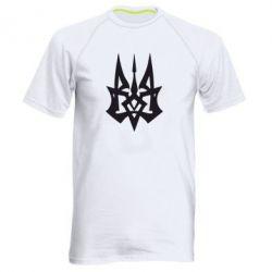 Мужская спортивная футболка Революційний Герб