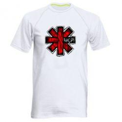 Мужская спортивная футболка RHCP sublim - FatLine