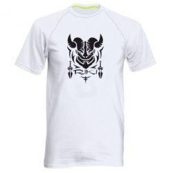 Мужская спортивная футболка Riki - FatLine