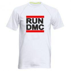 Мужская спортивная футболка RUN DMC - FatLine