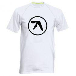 Мужская спортивная футболка selected ambient works - FatLine