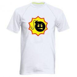 Мужская спортивная футболка Serious Sam - FatLine