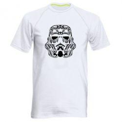 Мужская спортивная футболка Штурмовик Арт - FatLine